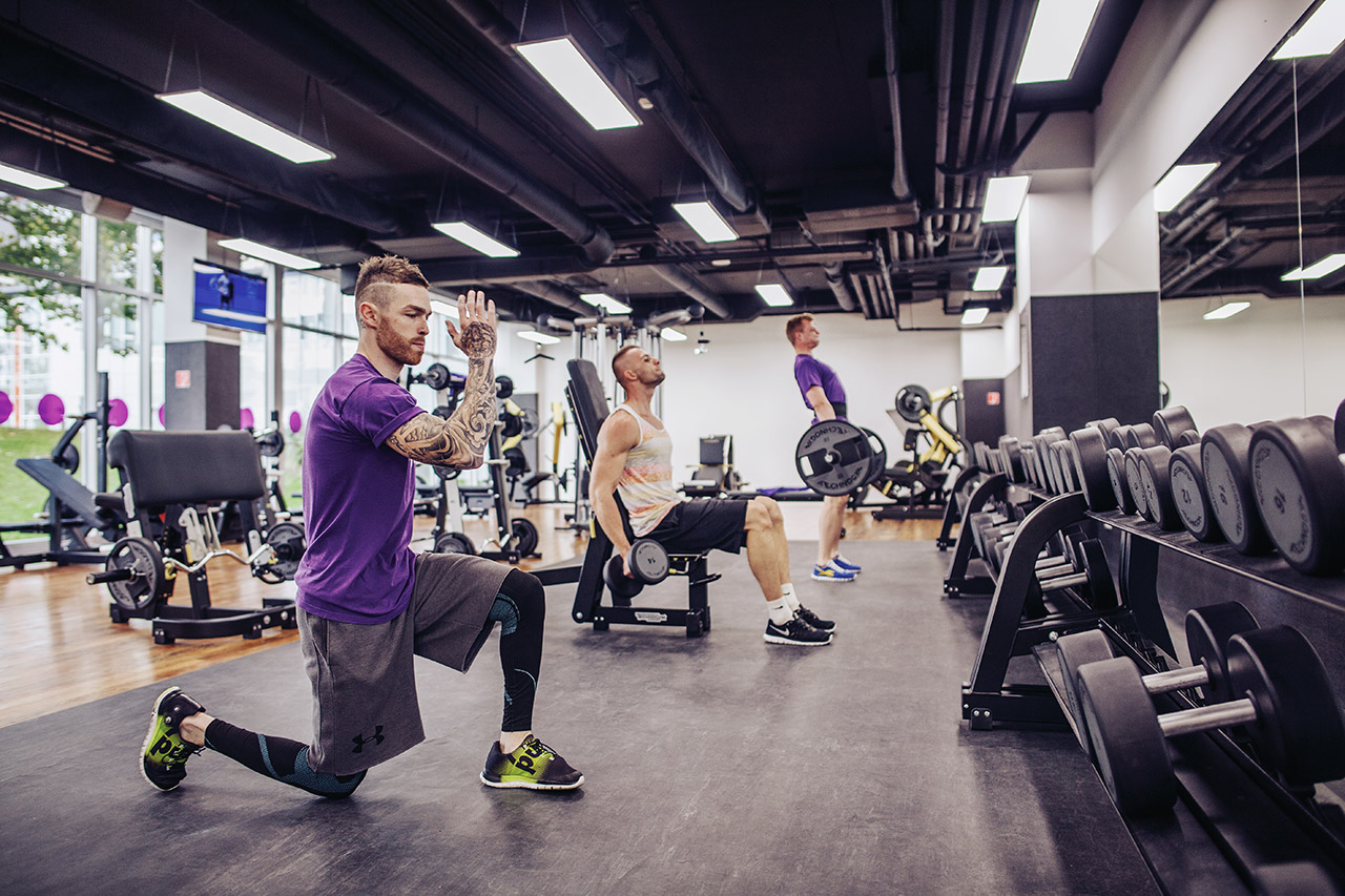VIP clenstvo fitness centrum fitup