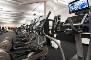 fitnes centrum Petržalka