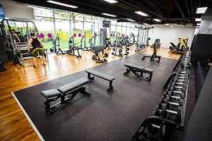 Fitness centrum Bratislava Ruzinov