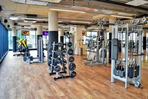 fitnes centrum žilina